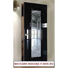 Скрытая межкомнатная дверь Черная 81LK (Товар № ZF112763)