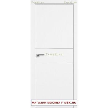Межкомнатная дверь белая 41SMK (Товар № ZF112812)