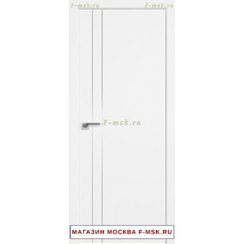 Межкомнатная дверь белая 42SMK (Товар № ZF112816)