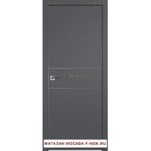 Межкомнатная дверь серая 41SMK (Товар № ZF112815)