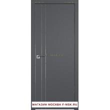 Межкомнатная дверь серая 42SMK (Товар № ZF112820)