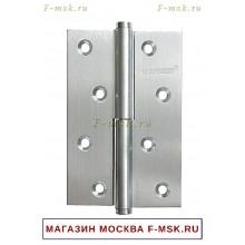 Петля A010-D 132 хром матовый (Товар № ZF112920)