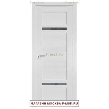 Межкомнатная дверь Дверь 2.45XN монблан (Товар № ZF113150)