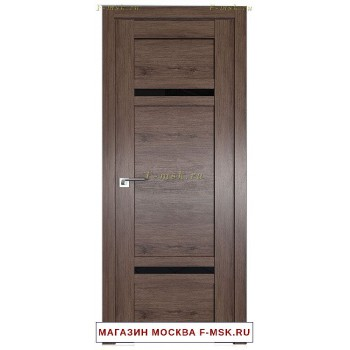 Межкомнатная дверь Дверь 2.45XN салинас темный (Товар № ZF113154)