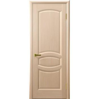 Межкомнатная дверь АНАСТАСИЯ (белый дуб) глухая, беленый дуб (Товар № ZF190936)