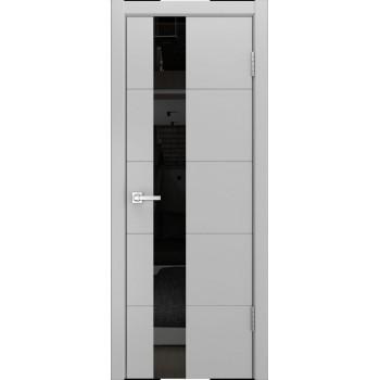 Межкомнатная дверь Модель A-2 со стеклом, манхеттен (эмаль) (Товар № ZF197047)