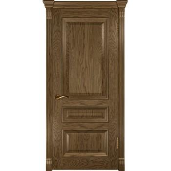 Межкомнатная дверь Фараон-2 (ДГ Светлый мореный дуб) глухая, светлый мореный дуб (Товар № ZF190961)