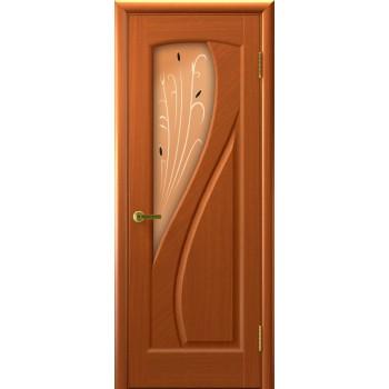 Межкомнатная дверь МАРИЯ (Темный Анегри Т74, стекло) со стеклом, темный анегри т74 (Товар № ZF191089)
