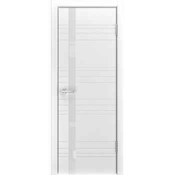 Межкомнатная дверь Модель A-1 глухая, белая эмаль (Товар № ZF191093)
