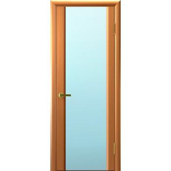 Межкомнатная дверь Синай 3 (Светлый Анегри, стекло белое) светлое, светлый анегри т34 (Товар № ZF191121)