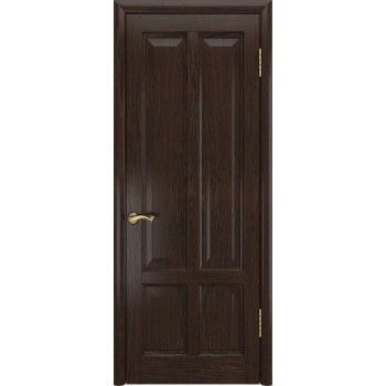 Межкомнатная дверь ТИТАН-3 (Мореный дуб, глухая) глухая, мореный дуб (Товар № ZF191128)