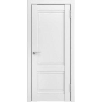 Межкомнатная дверь U-51 (винил, белый) глухая, белый (Товар № ZF191142)