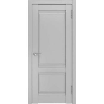 Межкомнатная дверь U-51 (винил, манхеттен) глухая, манхеттен (Товар № ZF191143)
