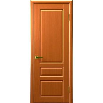 Межкомнатная дверь ВАЛЕНТИЯ 2 (Светлый Анегри Т34) глухая, светлый анегри т34 (Товар № ZF191151)