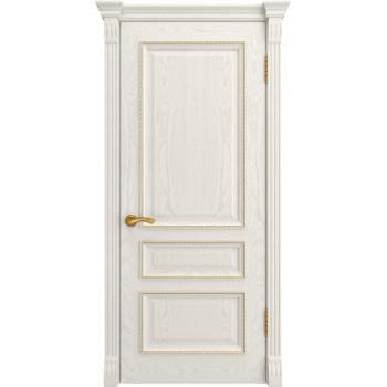Межкомнатная дверь ФЕМИДА-2 (Дуб RAL 9010, глухая) глухая, дуб ral 9010 (Товар № ZF190966)