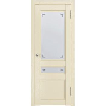 Межкомнатная дверь К-2 ДО (айвори) со стеклом, айвори (Товар № ZF190982)