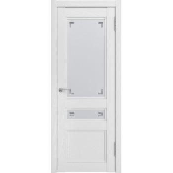 Межкомнатная дверь К-2 ДО (белый снег) белый снег (Товар № ZF190981)