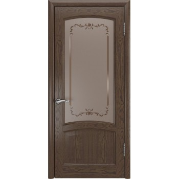 Межкомнатная дверь КЛИО (Mistick, до) со стеклом, mistick (Товар № ZF190992)
