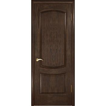 Межкомнатная дверь Лаура 2 (Мореный дуб, глухая) глухая, мореный дуб (Товар № ZF190996)