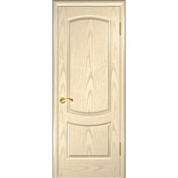 Межкомнатная дверь Лаура 2 (Дуб слоновая кость , глухая) глухая, слоновая кость (Товар № ZF190998)