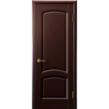 Межкомнатная дверь Лаура (венге, глухая) глухая, венге (Товар № ZF191009)