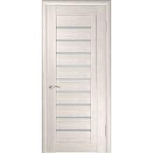Межкомнатная дверь ЛУ-25 (Капучино) со стеклом, капучино (легенда) (Товар № ZF191040)