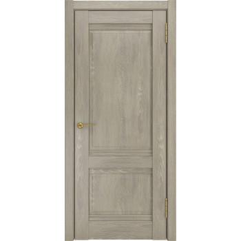 Межкомнатная дверь ЛУ-51 (Дуб серый, дг) глухая, дуб серый (Товар № ZF191054)