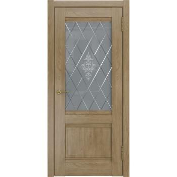 Межкомнатная дверь ЛУ-52 (Дуб натуральный, до) дуб натуральный (Товар № ZF191052)