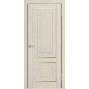 Межкомнатная дверь ЛУ-61 (дуб айвори, дг) глухая, дуб айвори (Товар № ZF191056)