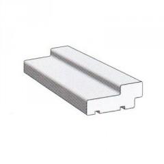 Коробка (70*26*2070) Ровито (объемный багет) Крем (Товар № ZF174732)