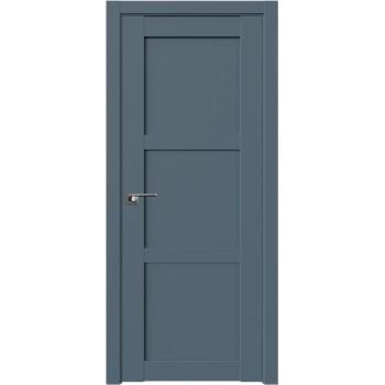 Дверь Профиль дорс 2.12U Антрацит - глухая (Товар № ZF211134)