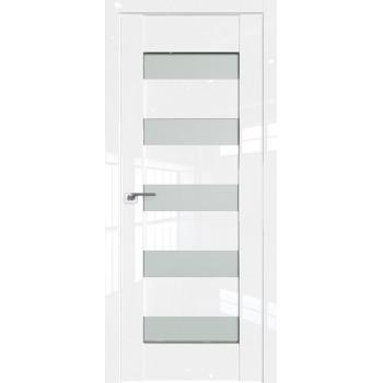 Дверь Профиль дорс 29L Белый люкс - со стеклом (Товар № ZF209328)