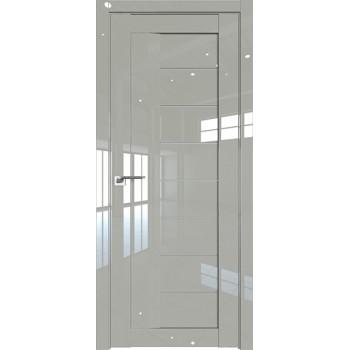 Дверь Профиль дорс 17L Галька люкс - со стеклом (Товар № ZF209271)