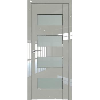 Дверь Профиль дорс 46L Галька люкс - со стеклом (Товар № ZF209297)
