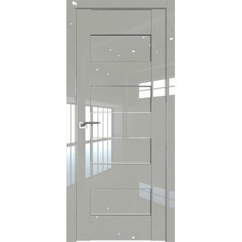Дверь Профиль дорс 45L Галька люкс - со стеклом (Товар № ZF209307)