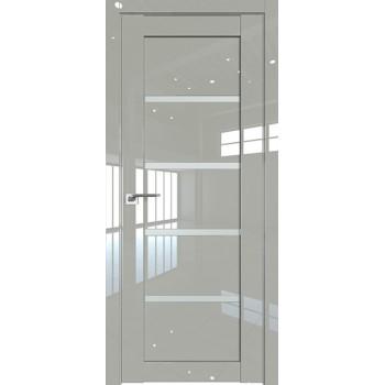 Дверь Профиль дорс 2.09L Галька люкс - со стеклом (Товар № ZF209320)