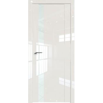 Дверь Профиль дорс 62L Магнолия люкс - со стеклом (Товар № ZF209422)