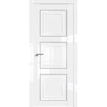 Дверь Профиль дорс 96L Белый люкс - глухая (Товар № ZF209330)