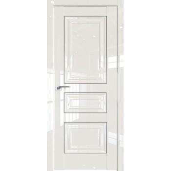 Дверь Профиль дорс 25L Магнолия люкс - глухая (Товар № ZF209292)