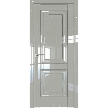 Дверь Профиль дорс 27L Галька люкс - глухая (Товар № ZF209295)