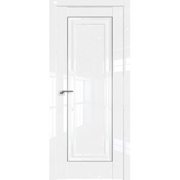 Дверь Профиль дорс 23L Белый люкс - глухая (Товар № ZF209275)