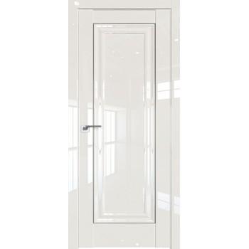 Дверь Профиль дорс 23L Магнолия люкс - глухая (Товар № ZF209281)