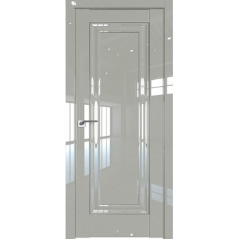 Дверь Профиль дорс 23L Галька люкс - глухая (Товар № ZF209280)
