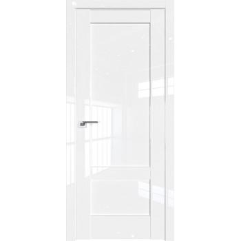 Дверь Профиль дорс 105L Белый люкс - глухая (Товар № ZF209336)