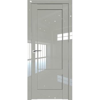 Дверь Профиль дорс 105L Галька люкс - глухая (Товар № ZF209313)