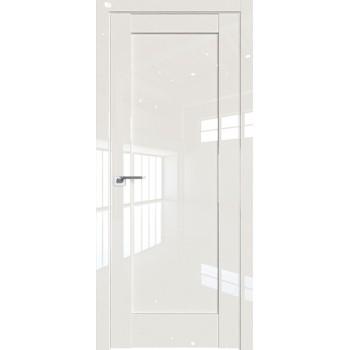 Дверь Профиль дорс 100L Магнолия люкс - глухая (Товар № ZF209421)