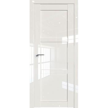 Дверь Профиль дорс 2.12L Магнолия люкс - глухая (Товар № ZF209433)