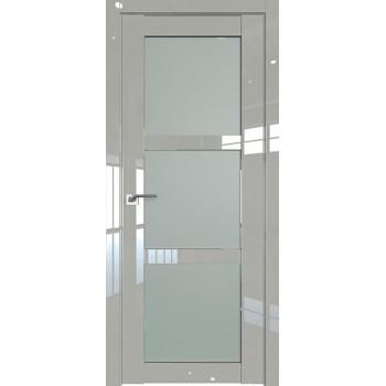Дверь Профиль дорс 2.13L Галька люкс - со стеклом (Товар № ZF209318)