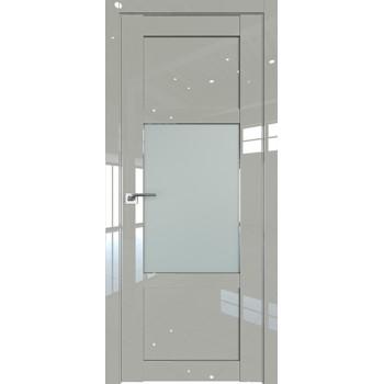 Дверь Профиль дорс 2.15L Галька люкс - со стеклом (Товар № ZF211742)