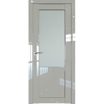 Дверь Профиль дорс 2.17L Галька люкс - со стеклом (Товар № ZF211749)